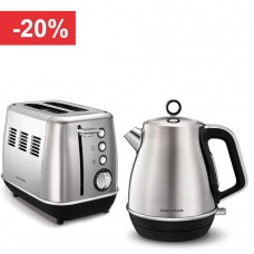 Набор Evoke Metallic Brushed Jug 104406-224406