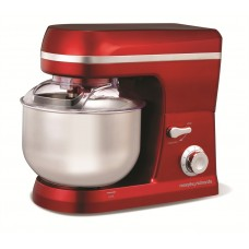 Блендер Plastic Stand Mixer Red 400010
