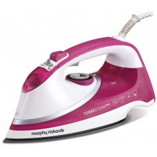 Утюг Turbo Steam Pro Rose 303110
