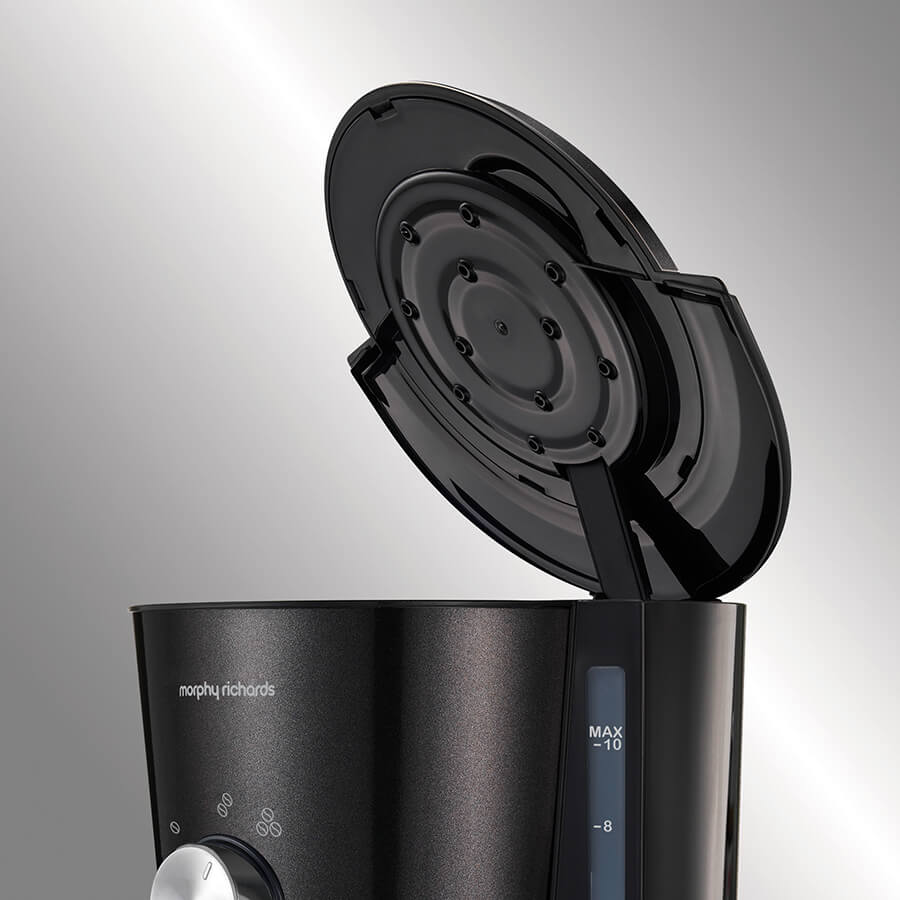 Кофеварка Morphy Richards Evoke Black 162520